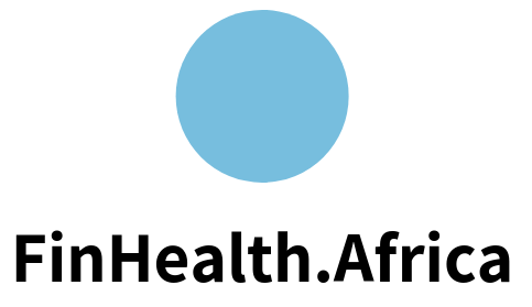 FinHealth Africa Logo - No Tag Line